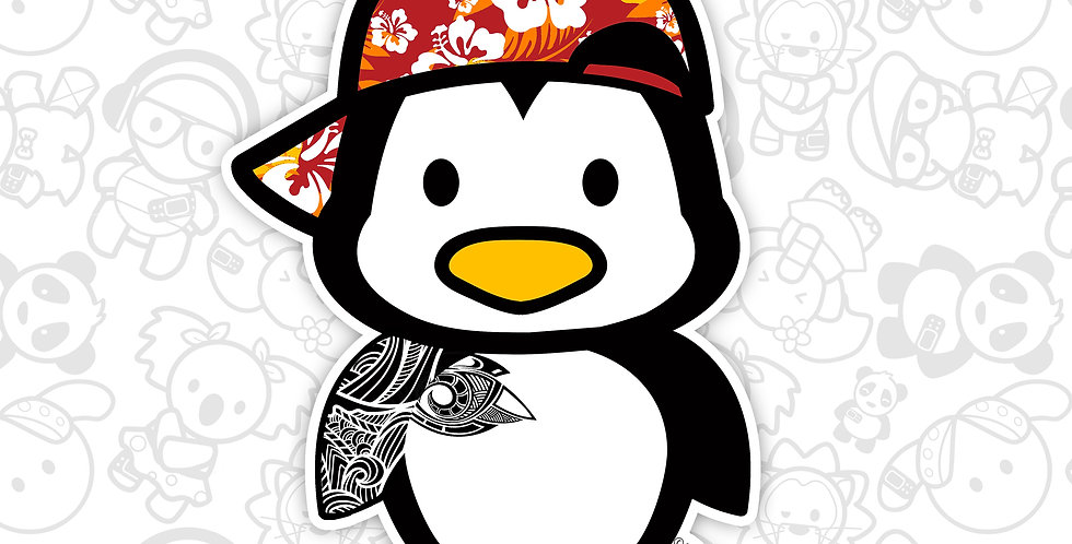 Bae Poly Sticker