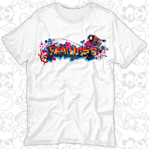 Fearless Spider Tee