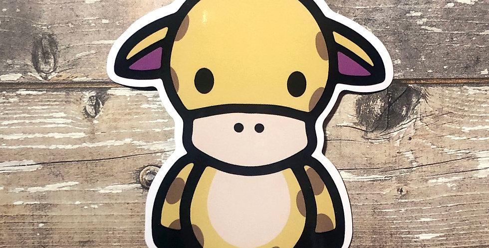 Jumoke Sticker