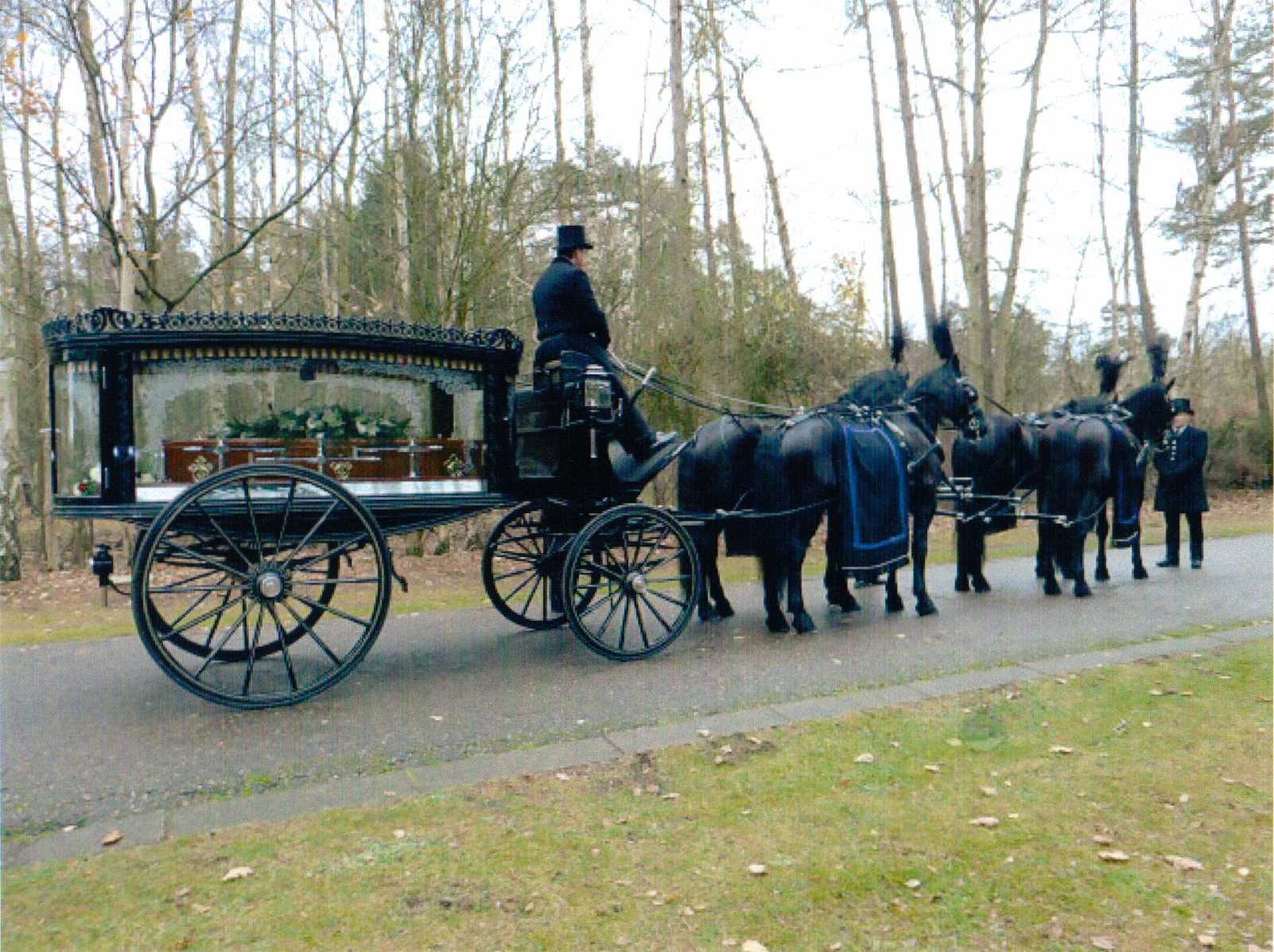 Mr Robert Smith's Funeral