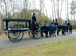 Mr Robert Smith's Funeral