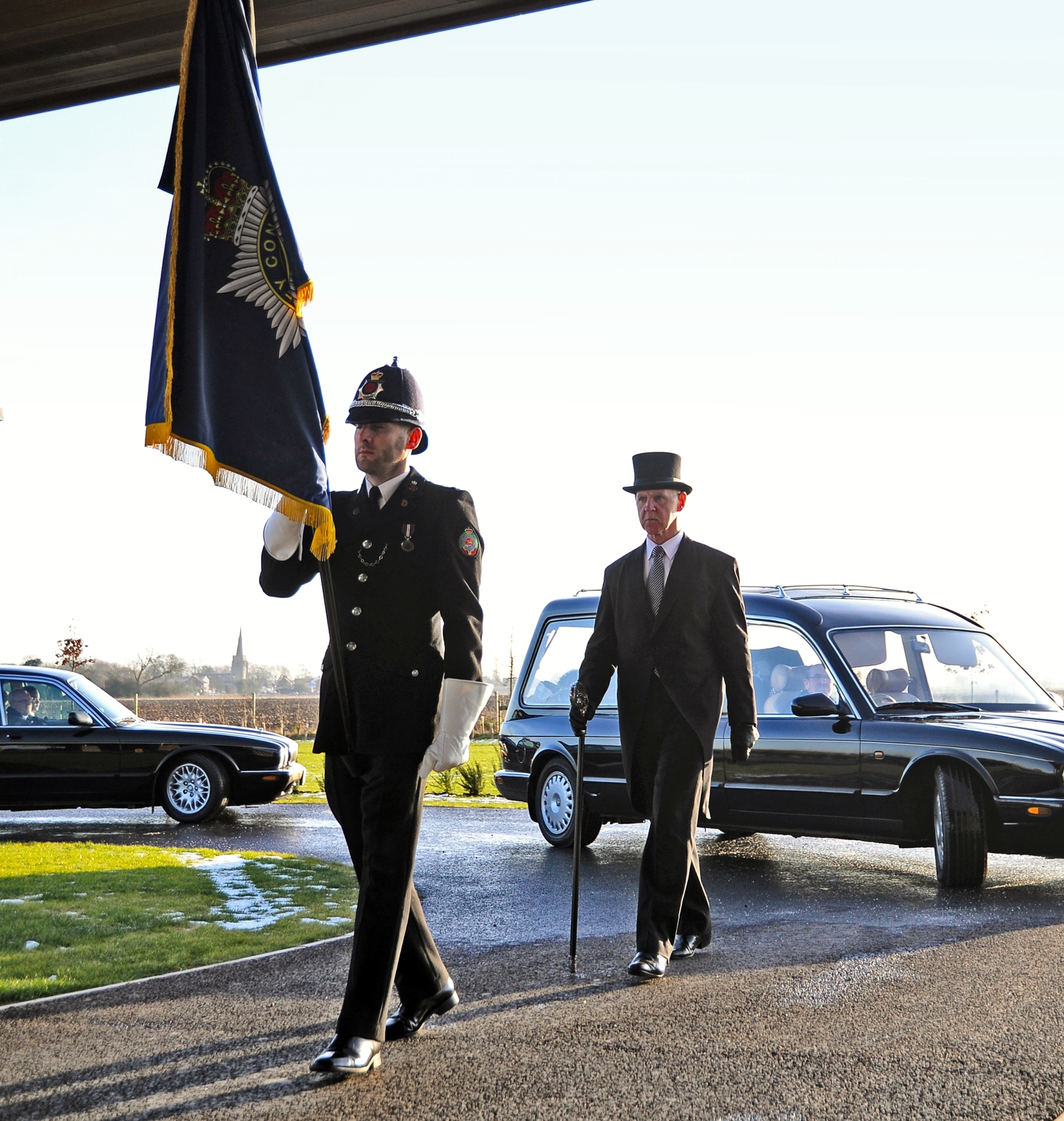 Mr Michael Kenny's Funeral. January 2015.jpg