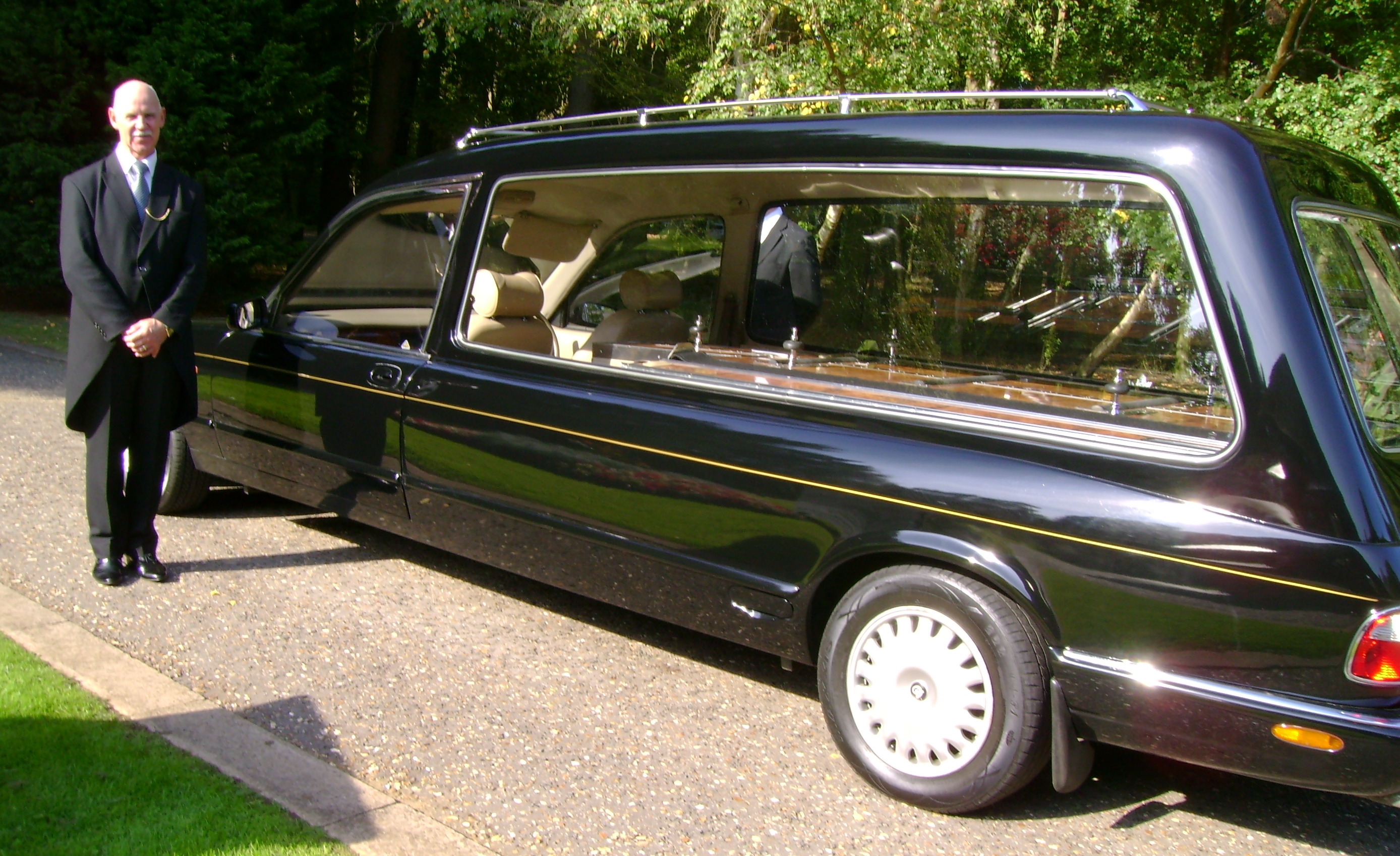 The Princess Margaret Hearse