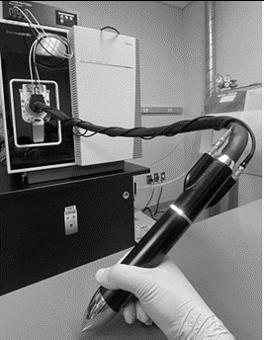 SPion handheld mass spectrometry probe.p