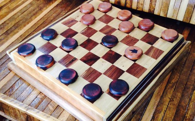 Custom Checkerboard