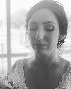The beautiful bride 👰🏼 Again the light
