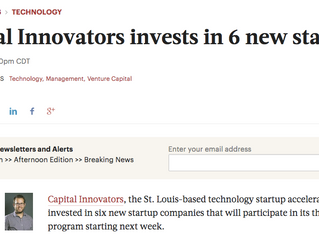 Capital Innovators invests in 6 new startups