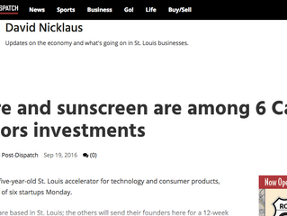 Software and sunscreen are among 6 Capital Innovators investments