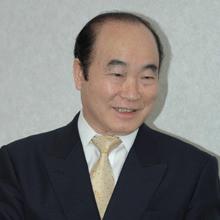 国際経済促進協会会長 六川渉右
