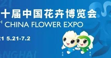 「日本華道光影館」は第十届中国花博会に入館しました。