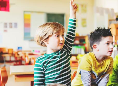 Four Developmental Skills for Four-Year-Olds