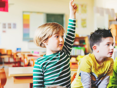 Four Developmental Skills for Four-Year-Olds