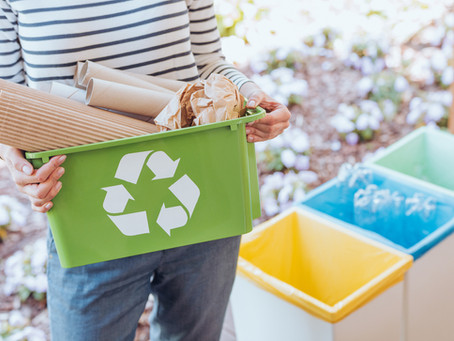 Reduce, Reuse, Recycle Waste, And Make a Profit!