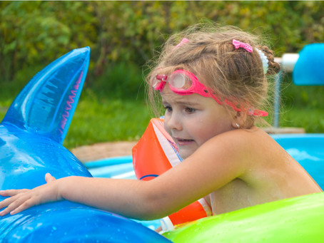 Effective Ways To Help Your Child With Their Fear of Water
