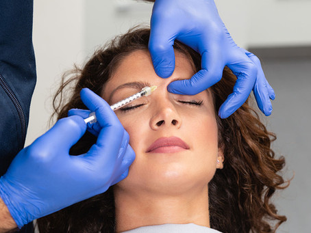 Benefits of Various Locations for Botox Injections