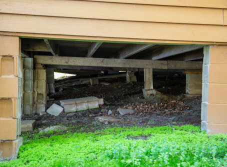 How Moisture in Crawl Spaces Can Damage Your Health and Your Home