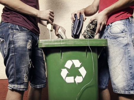 How To Properly Manage and Recycle Electronic Waste