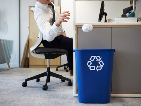Great Tips For Encouraging Your Employees to Recycle At Work