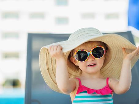 Choosing the Best Swimwear for Baby