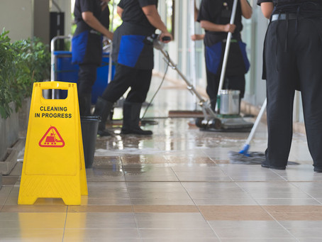 Three Reasons Your Portland Office Needs Commercial Cleaning Services