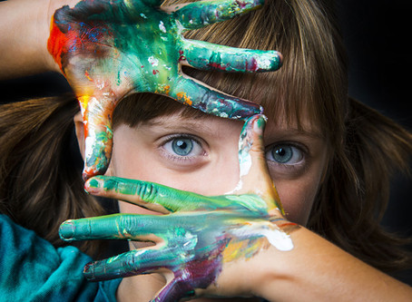 How To Encourage Your Child's Creativity