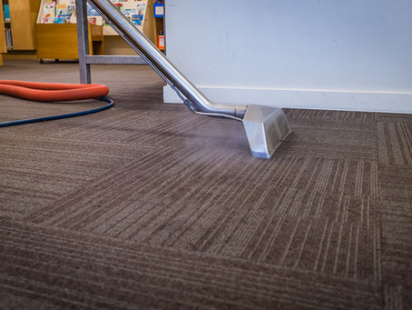 3 Benefits of Having Your Commercial Carpets Cleaned Regularly