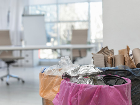 Doing Your Part: How to Effectively Reduce Waste in the Workplace