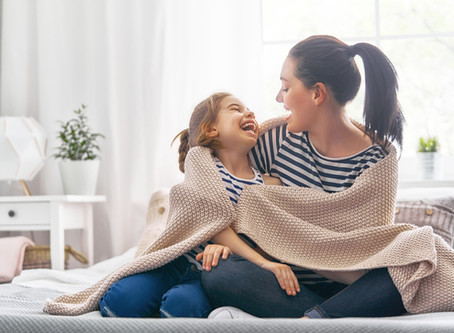 Building Trust Between Mothers And Daughters