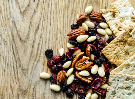 Trying to Stay Healthy on a Business Trip? Check Out These Great Snacks!