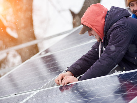 How to Get Your Home Solar Panels Ready For Winter