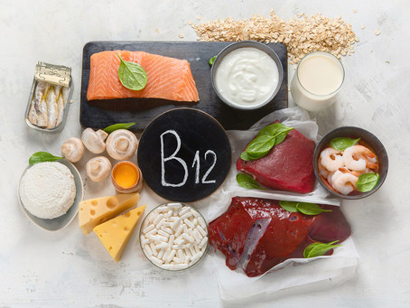 3 Signs You Have a Vitamin B12 Deficiency