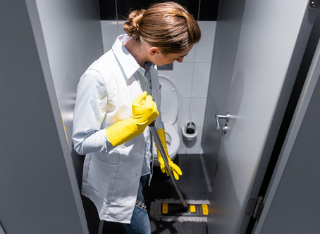 Commercial Restroom Cleaning Services in Oregon