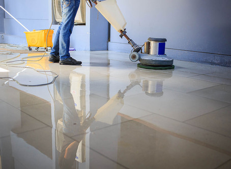 Excellence in Business-to-Business Cleaning Services