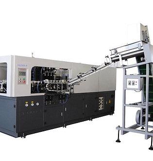 2000ml full automatic 4 cavity bottle blowing machine