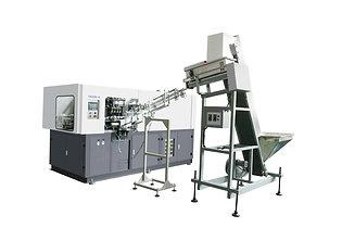 600ml full automatic 4-cavity bottle blowing machine