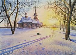 Winter of prayers
