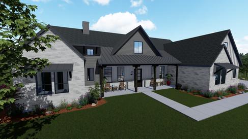 2020-12-02_Frantom Designs_Preston Trail Homes_Chapel Creek Farms_Plan 1_Front Left_Grey.j