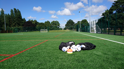 Woodley football course