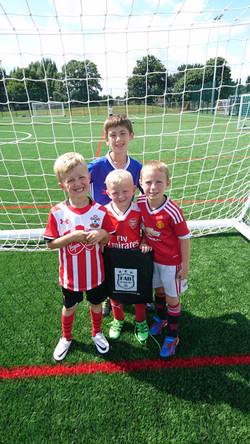 Football for Children Earley