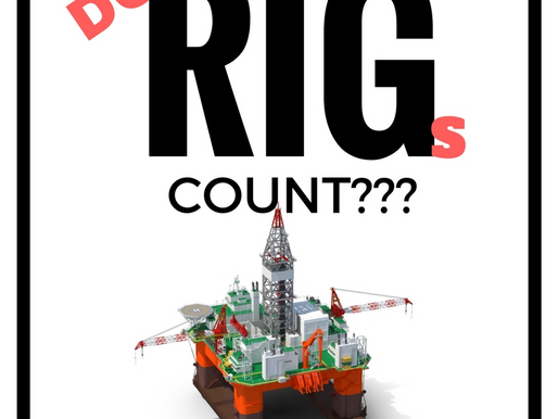 Rig Count Ticks Down as Crude, Natural Gas Prices Plunge