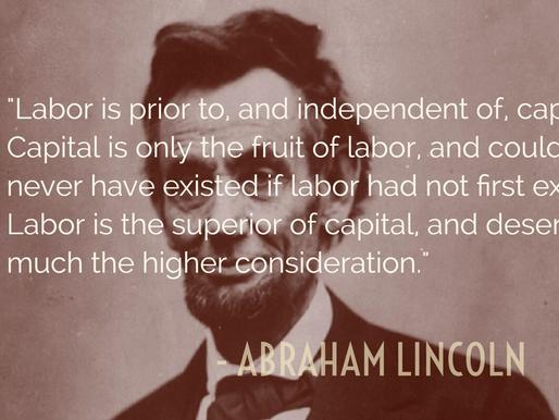 Labor Day Words of Wisdom