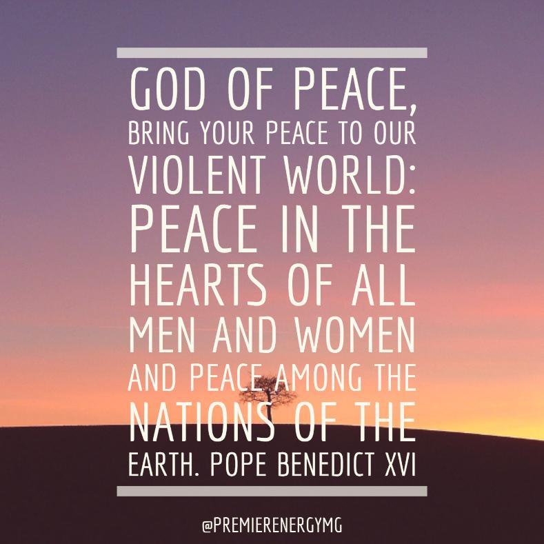 Pope Benedict XVI Quote