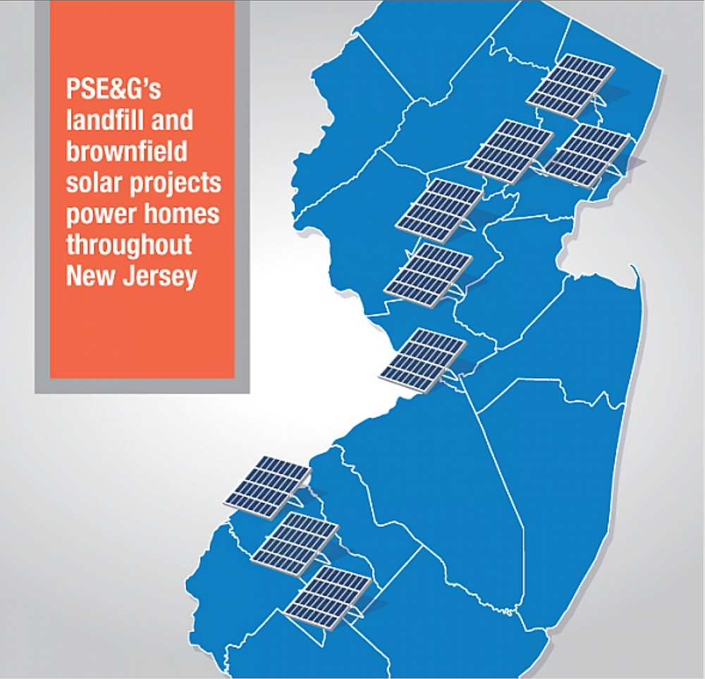 PSEG NJ Solar 4 All Program