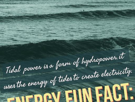 Energy Fun Facts 6-28-16