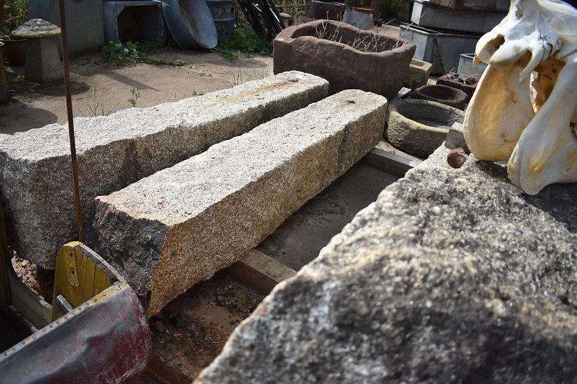 Large Granite Gate Posts