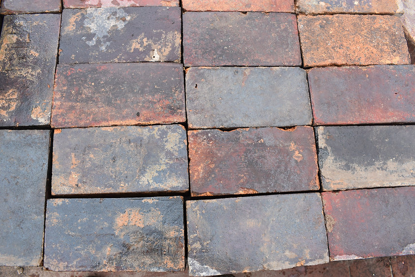 Reclaimed Victorian Plain Paver