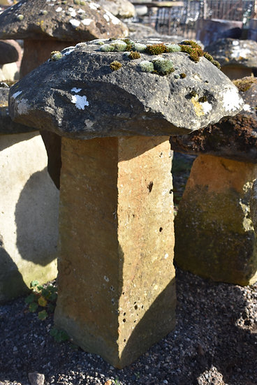 Cotswold stone Staddle stone