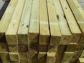 Pine Beams