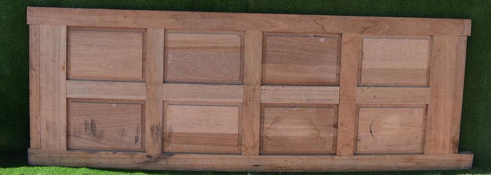 Solid Mahogany Reproduction Panel