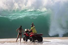 Honolulu Ocean Safety lifeguards on North Shore perform 56 rescues